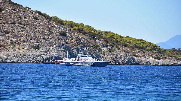 تیراندازی گارد ساحلی یونان به کشتی باربری ترکیه