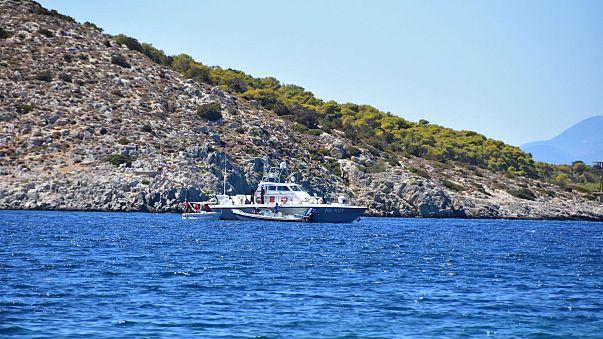 Török hajóra lőttek a görögök?