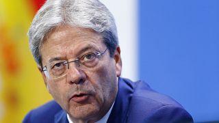 """Migranti, Gentiloni: ''Italia mobilitata, ma ci vuole una condivisione europea"""""""