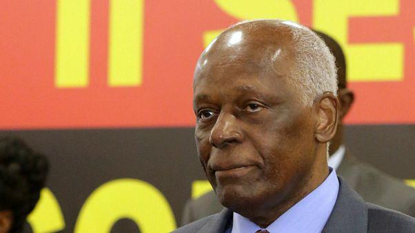 Presidente de Angola de volta a Espanha um mês depois