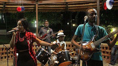 En Centrafrique, les rappeurs brandissent le micro contre les armes