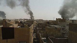 Мосул: чёрные следы войны