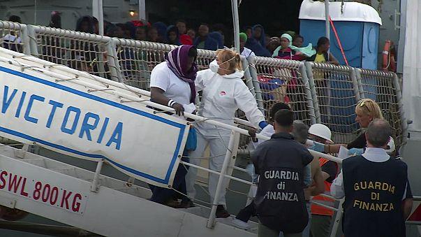 Migração: Itália quer código de conduta para ONG que operam no mar