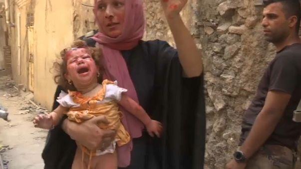 Mossoul, l'enfer jusqu'au bout