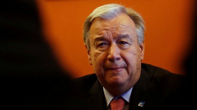 """Guiné-Bissau provoca """"grande preocupação"""" nas Nações Unidas"""