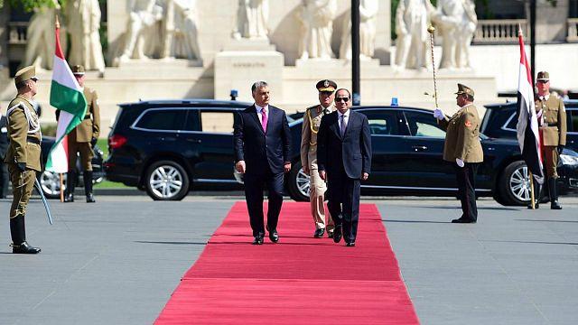 Magyar-egyiptomi közeledés