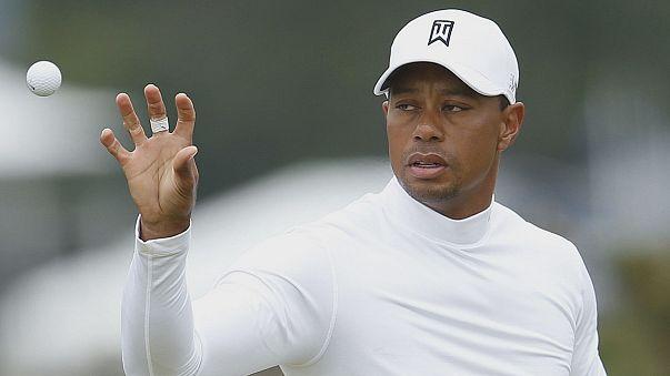 Tiger Woods risale la china dopo l'ennesima operazione