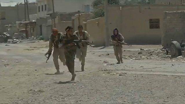 بمساعدة أميركية.. قوات سوريا الديمقراطية تنفذ لمعقل داعش بالرقة