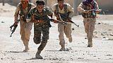 Percée importante dans la Vieille ville de Raqqa