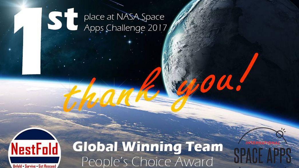 Πρωτιά για Κύπριους φοιτητές σε παγκόσμιο διαγωνισμό της NASA