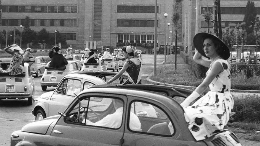 Fiat 500 feiert Geburtstag