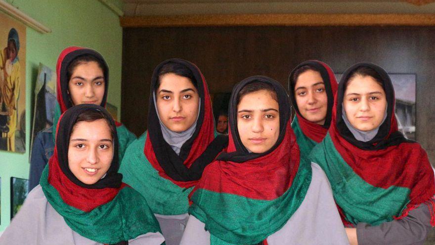 واشنطن ترفض منح تأشيرات دخول فريق نسائي أفغاني للمشاركة في مسابقة عالمية للروبوت
