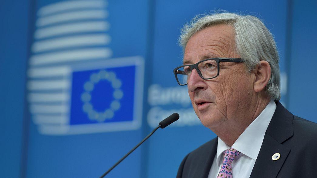 """Juncker abronca al Parlamento Europeo: """"Es ridículo"""""""