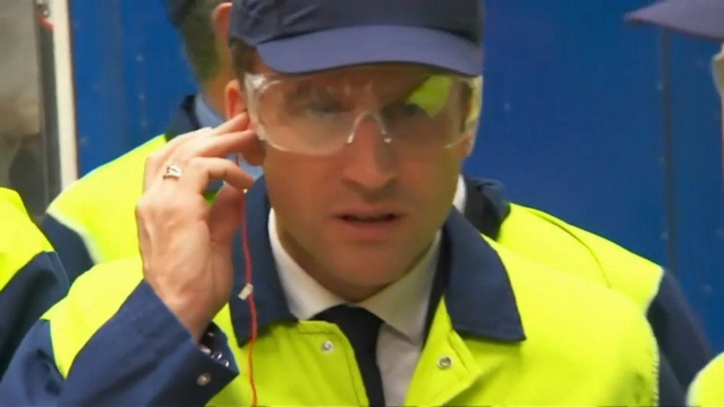 La recette Macron pour le travail