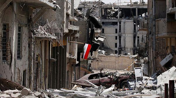 نیروهای عراقی در آستانه پیروزی بر داعش در موصل