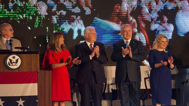 السفير الأمريكي لدى إسرائيل يحتفل بعيد الرابع من يوليو الأمريكي