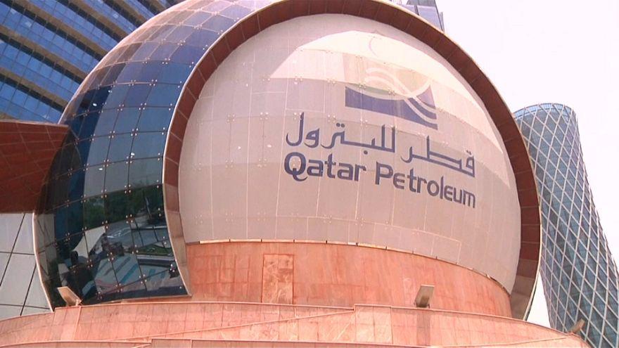 قطر تعلن عن مشروع غازي كبير لانتاج 100 مليون طن من الغاز المسال