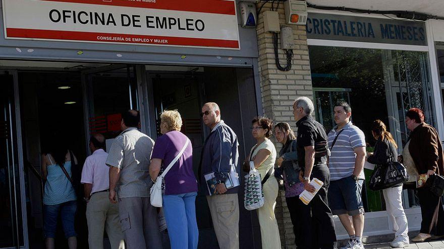 Spanien gewinnt verlorene Jobs zurück