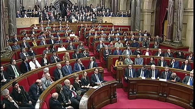 Presentata a Barcellona bozza legge su referendum indipendenza