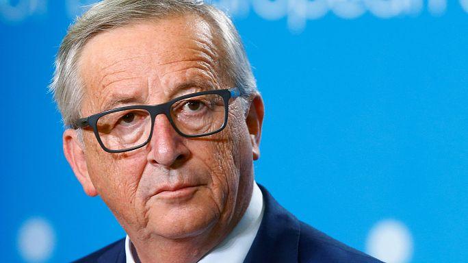 Juncker kiosztotta az EP-t