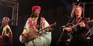 مبادله شعر و موسیقی از هند تا مراکش در جشنواره موسیقی غناوه