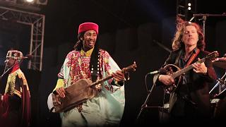 Gnawa-Festival in Marokko: Traditionelles plus Rock