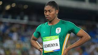 Caster Semenya may have to take medication as study reopens testosterone debate