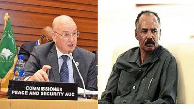 Eritrea-Djibouti tensions: A.U. peace and security chief heads to Asmara