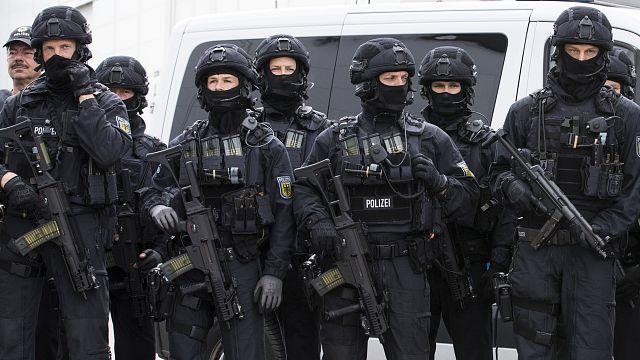 Polizei'de G20 alarmı