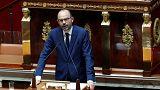 نخست وزیر فرانسه: به پول دولت معتادیم، باید ترک عادت کنیم