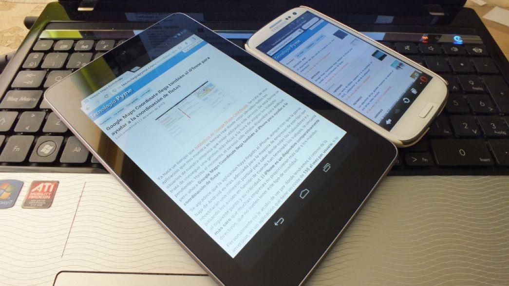 ABD'nin Türkiye'ye uyguladığı tablet yasağı kalkıyor