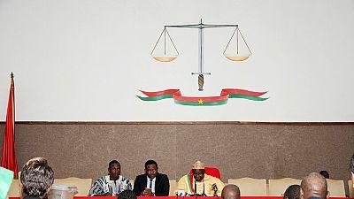 """Burkina : la Haute cour réformée pour """"un procés équitable"""" des ministres de Compaoré"""
