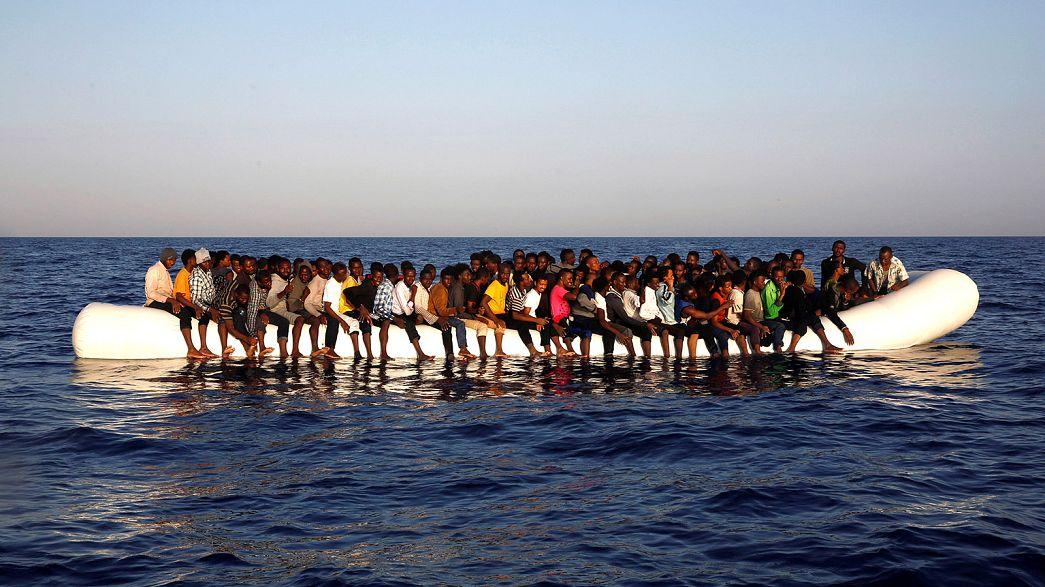 Kommission will Libyen und Italien in Flüchtlingskrise helfen