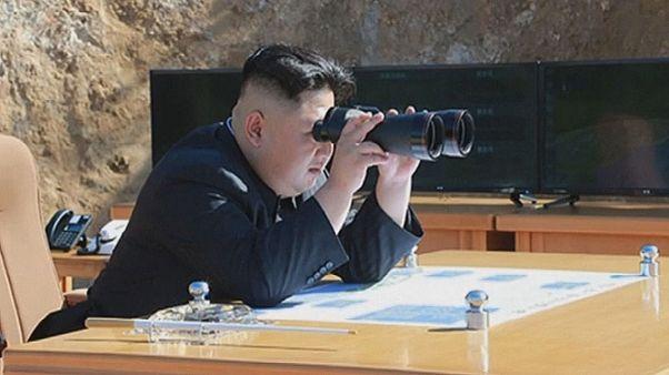 EE.UU. pide una reunión urgente de la ONU por Corea del Norte