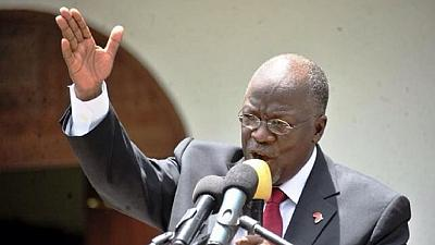 Tanzania's president suspends granting of mining licenses