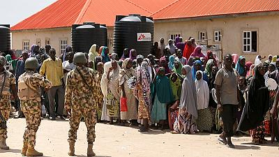 3,000 births recorded in 6 months in northeastern Nigeria IDP camps