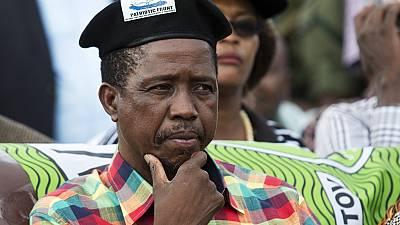 Bear with me if I become a dictator to take action - Zambia's president