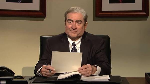 Mueller report gets a read on 'SNL'