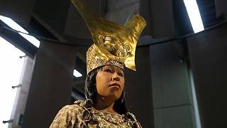 Peru reveals face of ancient priestess