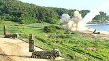 Με πυραυλική άσκηση «απάντησαν» οι ΗΠΑ στη Β. Κορέα