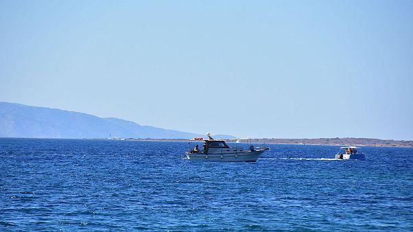 Δύο νεκροί στη θαλάσσια περιοχή της Αίγινας