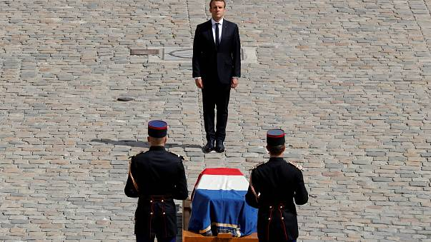 France honours feminist Simone Veil with Pantheon burial