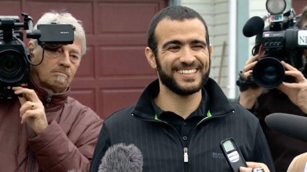Le Canada dédommage un ex-détenu de Guantanamo