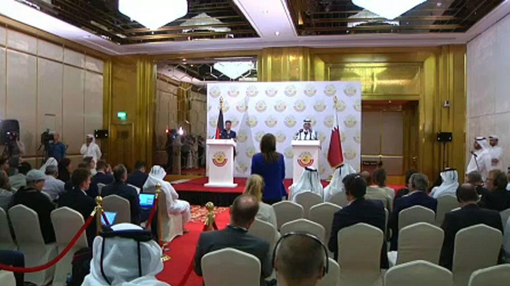 Katar válasza egyelőre nem ismert