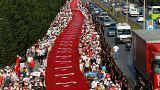 Turkey: opposition leader appeals to ECHR over Erdogan referendum