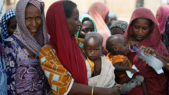 UNICEF alerta para milhões de crianças deslocadas em África