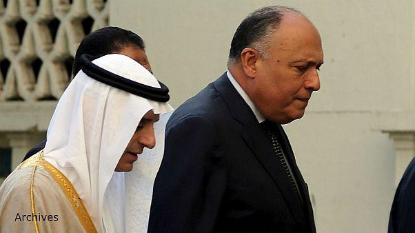 نشست وزرای خارجه چهار کشور عربی برای واکنش به پاسخ قطر