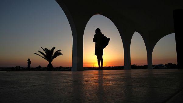 Hőhullám Cipruson