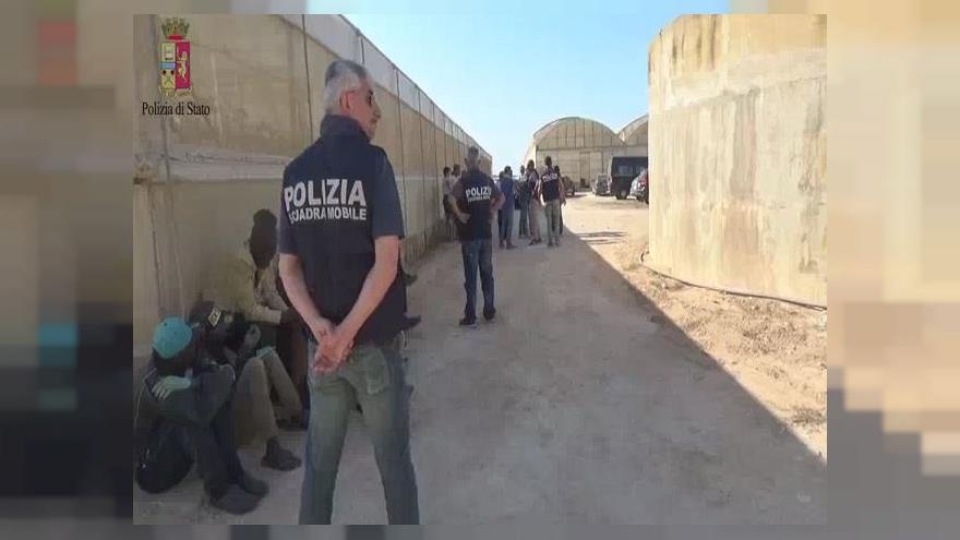 Caporalato: controlli in 26 aziende agricole del Sud Italia