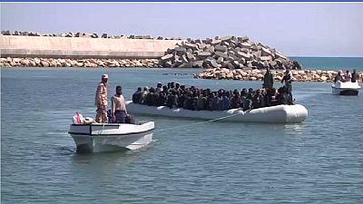 Migrants: l'UE met en place un plan d'action migratoire pour aider l'Italie débordée